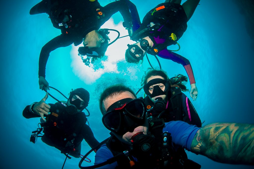 Diving in Dumaguete