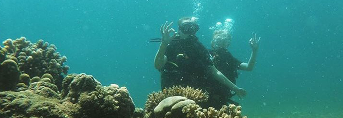 PADI Open Water Course - Learn to Dive in Dumaguete, Philippines